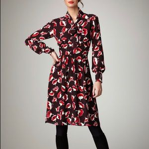 MILLY of New York   Poppy Print Floral Dress
